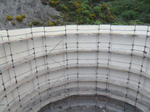 Carey's Gully Wastewater Tank-RhinoChem 2170 June2013