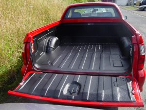 RED COMMODORE Tuff Stuff
