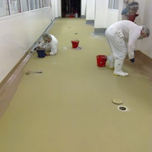 Floor Screed Toppings