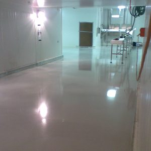 Smooth Finish Floor Coatings